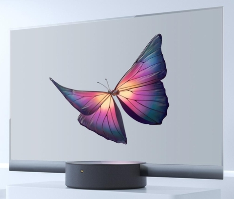 小米发布透明电视:售价49999元