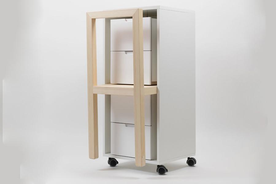 这把藏在家具里的椅子 你能找得到吗?