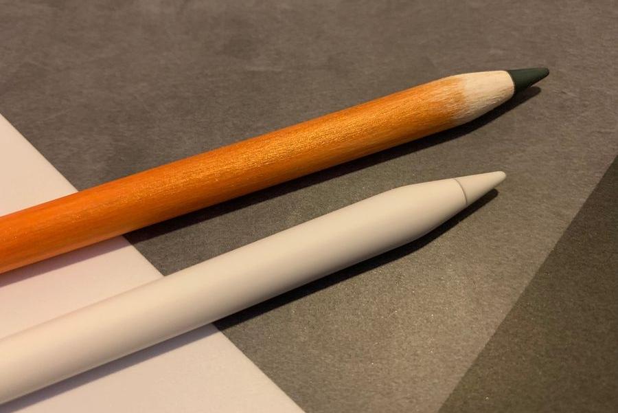 """达人改造Apple Pencil:这才是真的""""铅笔"""""""