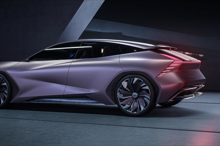 吉利推出Vision Starburst概念车 展望未来的自动驾驶以及座舱
