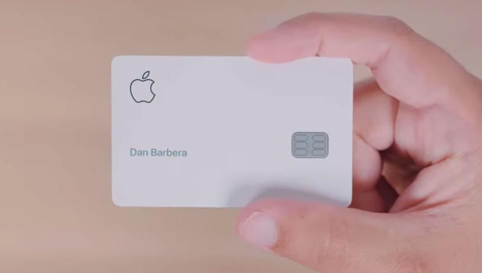 幸运飞艇杀一码,Apple Card上手一件精美的苹果产品