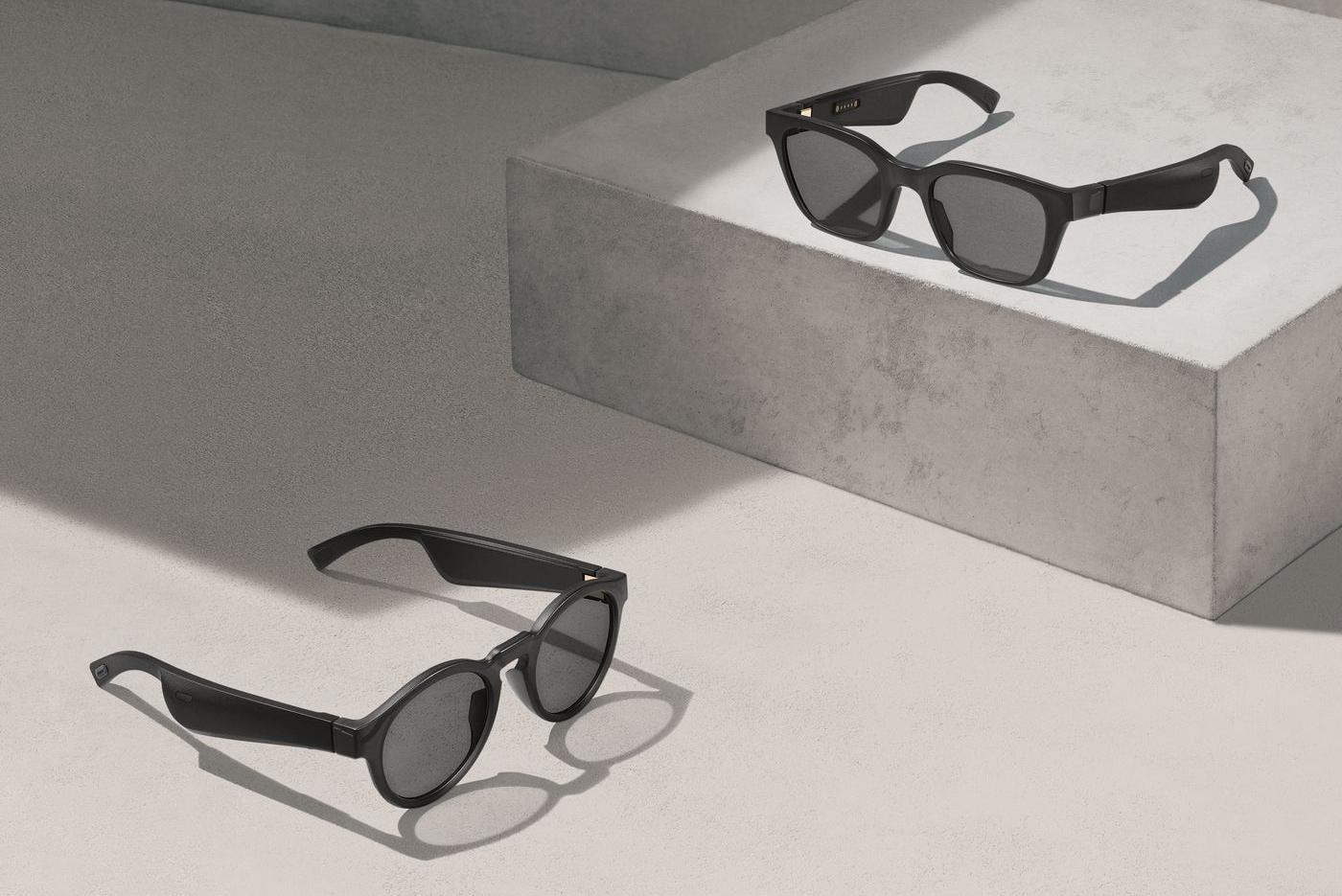 BOSE推出了一副会说话的AR眼镜