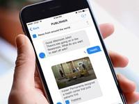 Facebook的下一个前沿阵地:聊天机器人