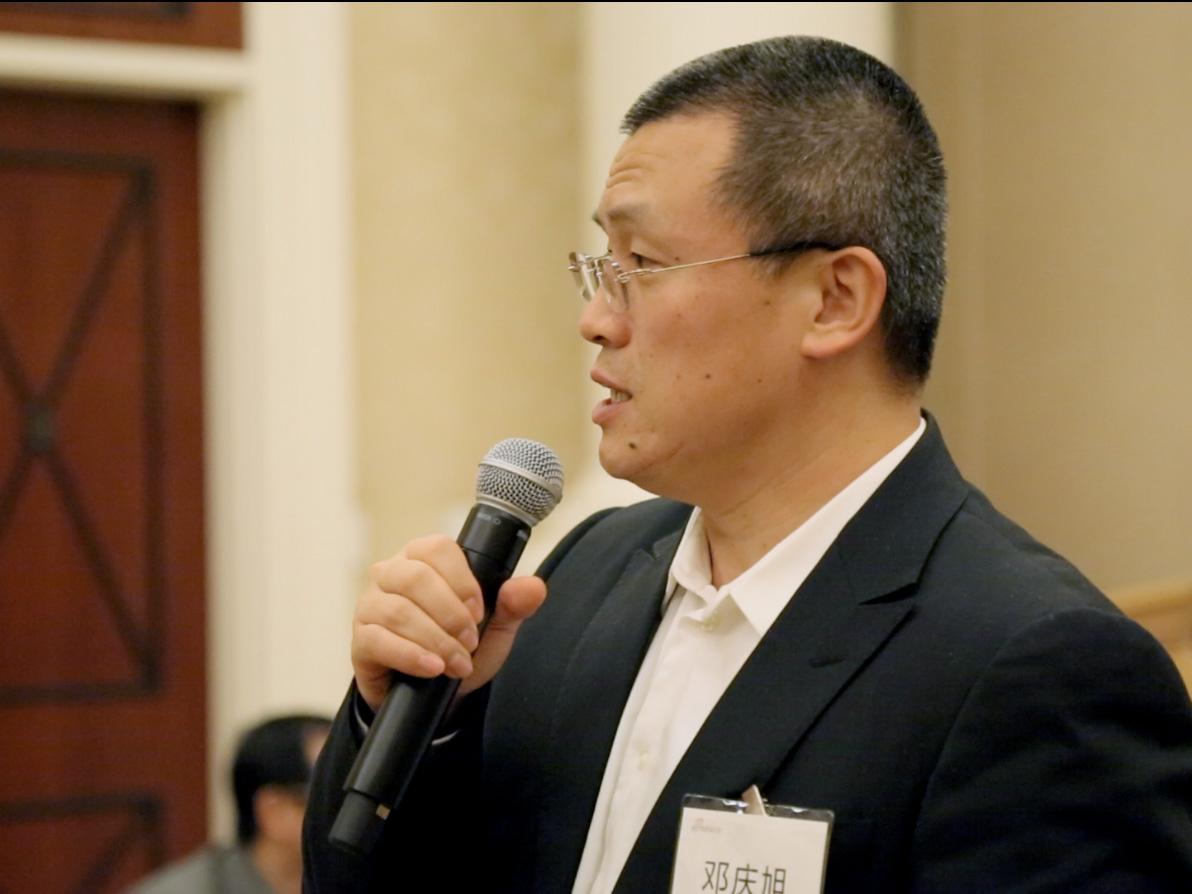 邓庆旭:中国厂商不远万里赴美参展 已成CES重要力量