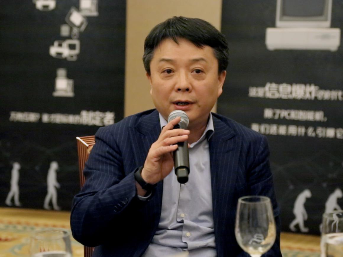 小米王翔:小米首次参展CES 最重要的是传递科技的乐趣