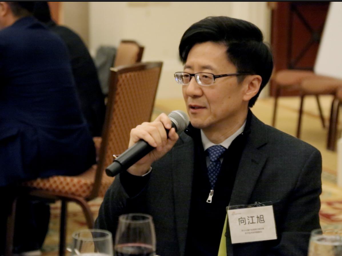 苏宁向江旭:欲做智能商务的引领者