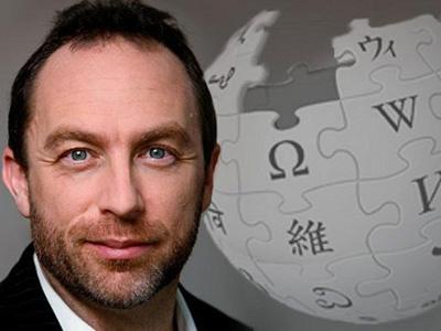 维基百科创始人:透明开放才是打败互联网虚假新闻的武器