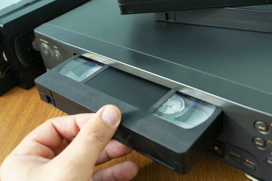 流媒体时代 录像带却在二手交易平台成了香饽饽