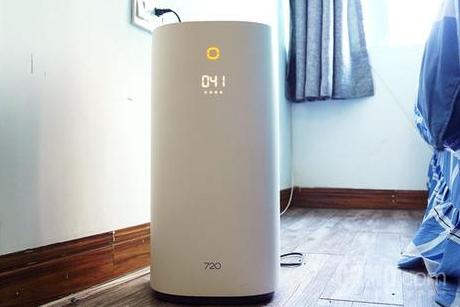 720全效空气净化器C400