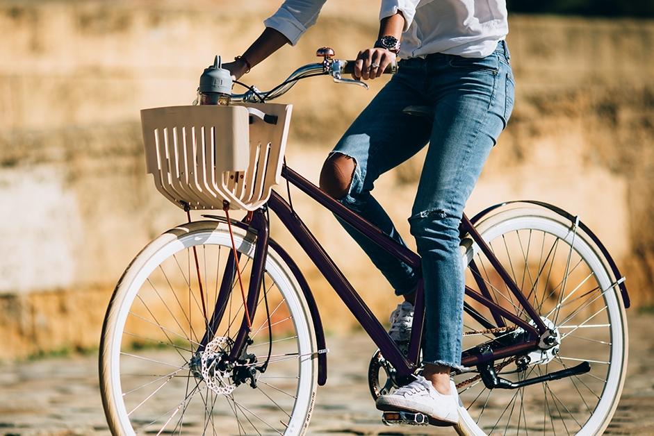 回收胶囊咖啡又有新用途 这次是用来做单车