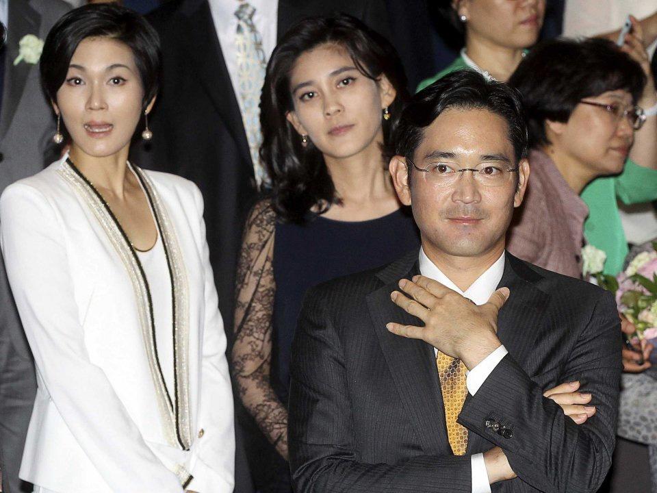 若李在�F入狱谁将接管三星?可能是他妹妹