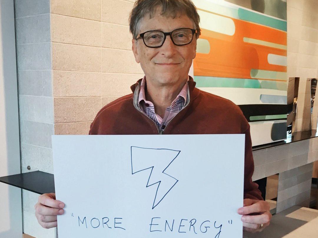 盖茨基金会2016年公开信:如果你能拥有一种超能力 你希望是什么