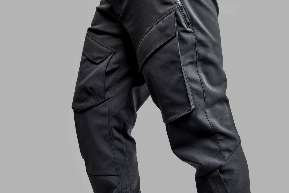 这是一条能穿100年的裤子
