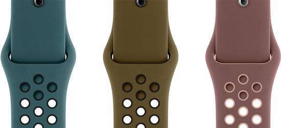 Apple Watch Nike 运动表带(49美元):