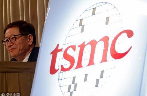 2018-08-19,台北,台湾积体电路制造公司(TSMC)总裁兼联席首席执行官刘德音(Mark Liu)出席投资者会议 / 视觉中国