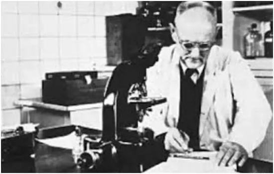 图丨1939 年诺贝尔生理学或医学奖得主格哈德·多马克(放弃)