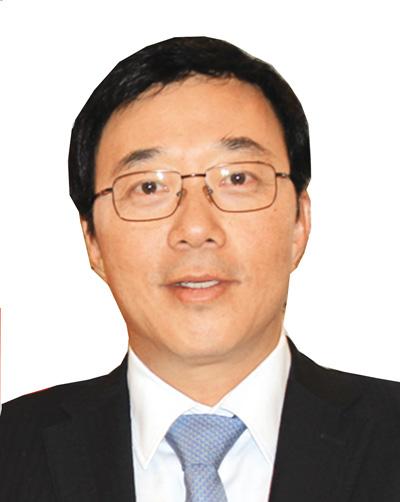 全国政协委员、中国工程院院士 邓中翰
