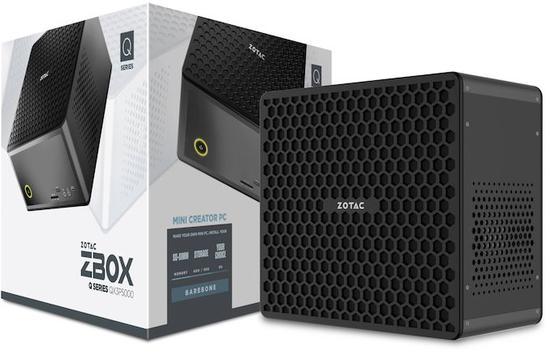 索泰克推ZboxQ系列迷你PC 配Xeon处理器和Quadro显卡