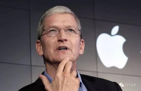 库克降薪但公司股价却涨了86% 苹果走出水逆了吗?