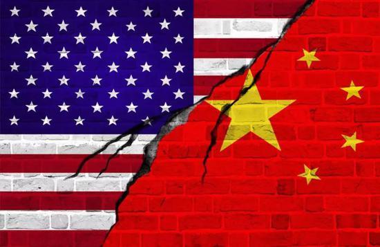 图丨随着美国政府开始对华加征关税,中美贸易战一触即发