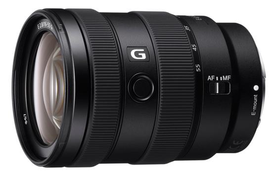 标准变焦镜头E 16-55mm F2.8 G