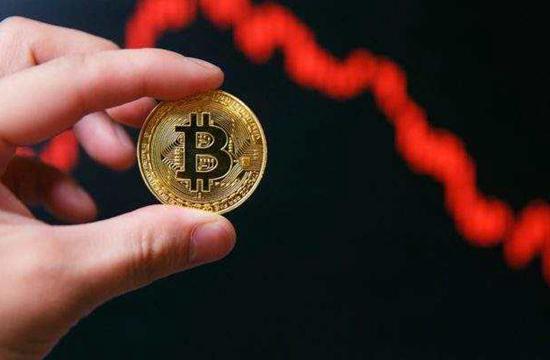 以比特币为代表的虚拟货币曾火速蹿红。来源:网络
