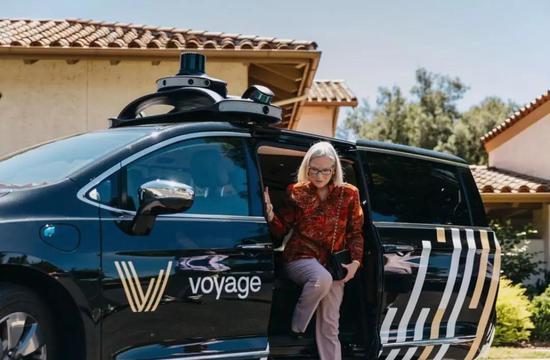无人驾驶技术创业公司Voyage