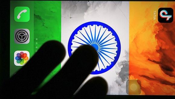 中国应用突遭印度市场封禁 互联网巨头出海受挫