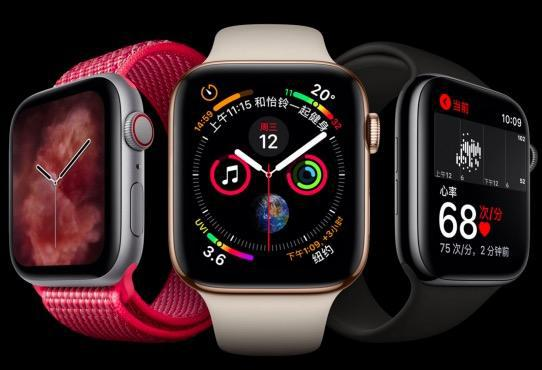 郭明�Z:2019年Apple Watch出货