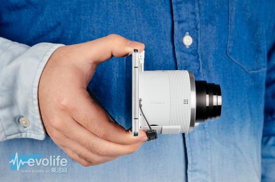 ▲ OPPOO-Lens1 图片来自:爱活网