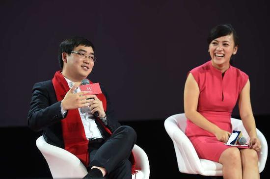 2017年,程维和柳青共同发起滴滴女性联盟,支持女员工职业发展