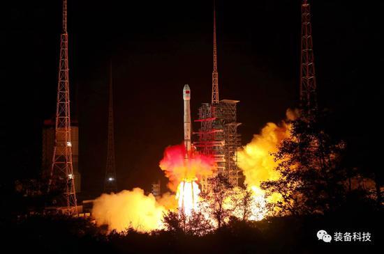 嫦娥四号成功发射!将实现人类首次月球背面软着陆!