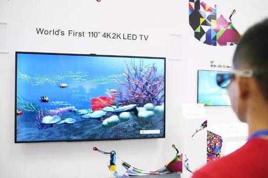 4K电视市场渗透率接近六成 仍缺乏优质内容