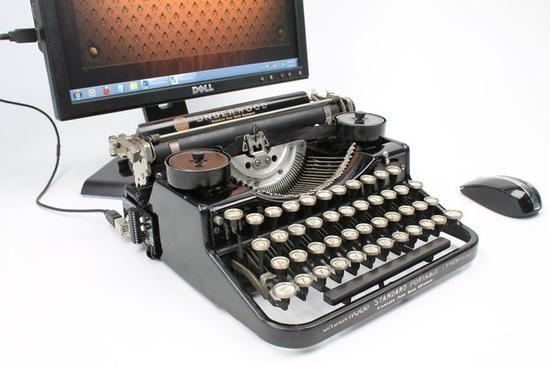 USB打字机