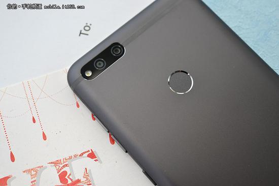 ▲360手机N7摄像头