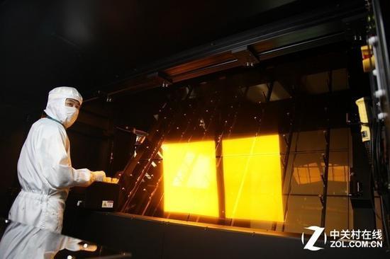 大陆液晶面板产能严重过剩,加速面板价格的下降