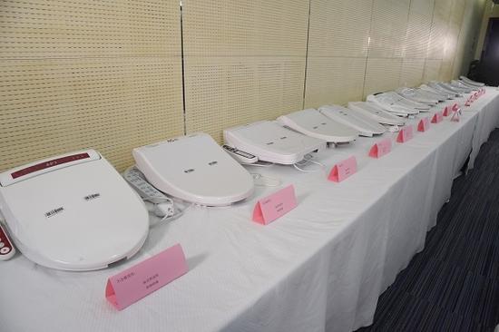 智能马桶盖:应选IPX4及以上等级的产品