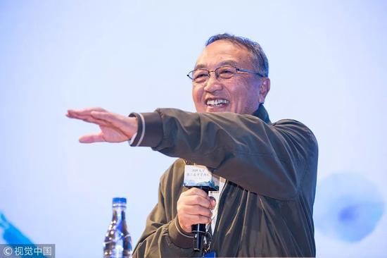 柳传志 图/视觉中国