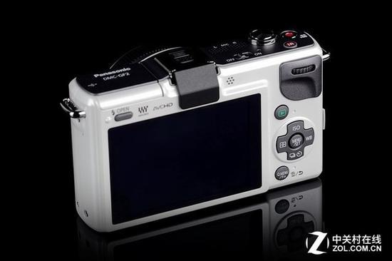 虽然屏幕不支持翻转,但GF2的触控操作已经很惊艳了,毕竟是2010年的相机