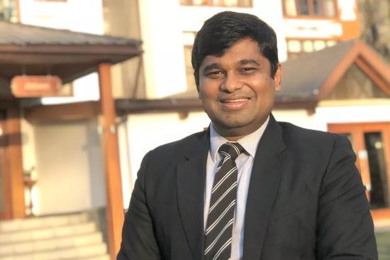 印度城市移动专家、前ofo总裁Rajarshi Sahai