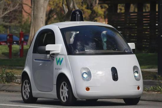 Google自动驾驶汽车