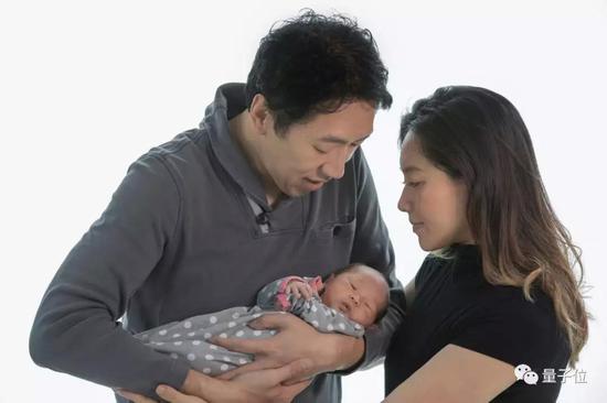 △Nova Athena Ng,出生于2019年2月7日早上7:11,6磅10盎司。