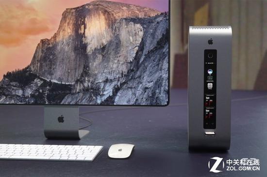 学以致用?今年苹果推全新模块化Mac Pro