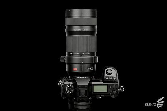 松下LUMIX S PRO 70-200mm f/4 O.I.S搭配松下S1R