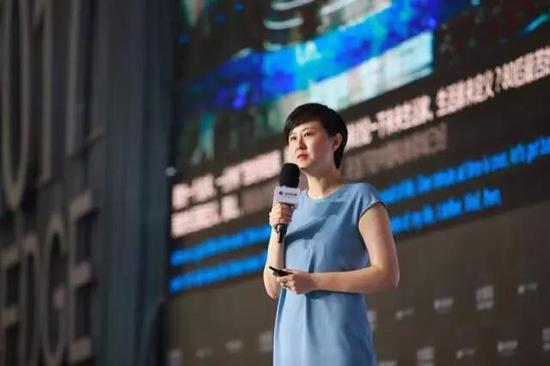 图:网易考拉CEO张蕾