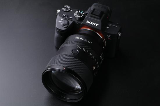 索尼FE 135mm F1.8 GM + 索尼全画幅微单A7RM3