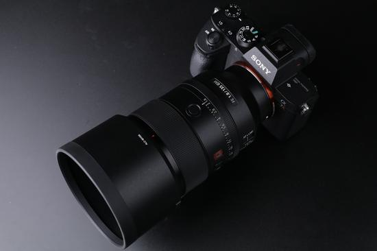 索尼FE 135mm F1.8 GM遮光罩