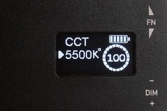 CCT模式界面