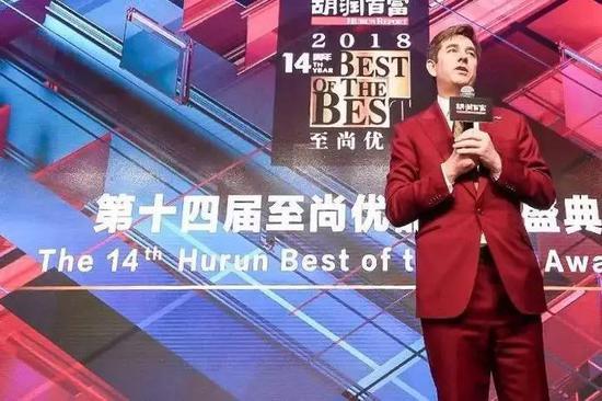 接着胡润考虑又到土豪后代的教育问题,发布了《胡润国际学校百强榜》。