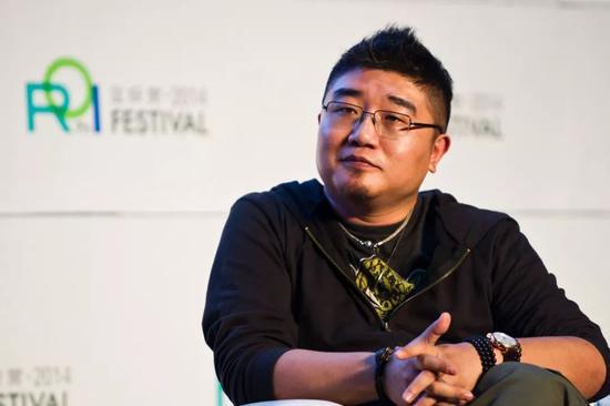 徐雷目前担任京东零售集团CEO(图片拍摄于2014年)